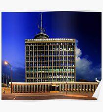 Fremantle Port Authority Building  Poster