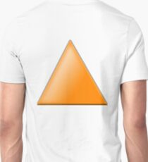 TRIANGLE, Orange T-Shirt