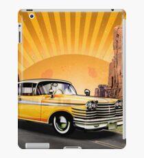 Get your kicks iPad Case/Skin