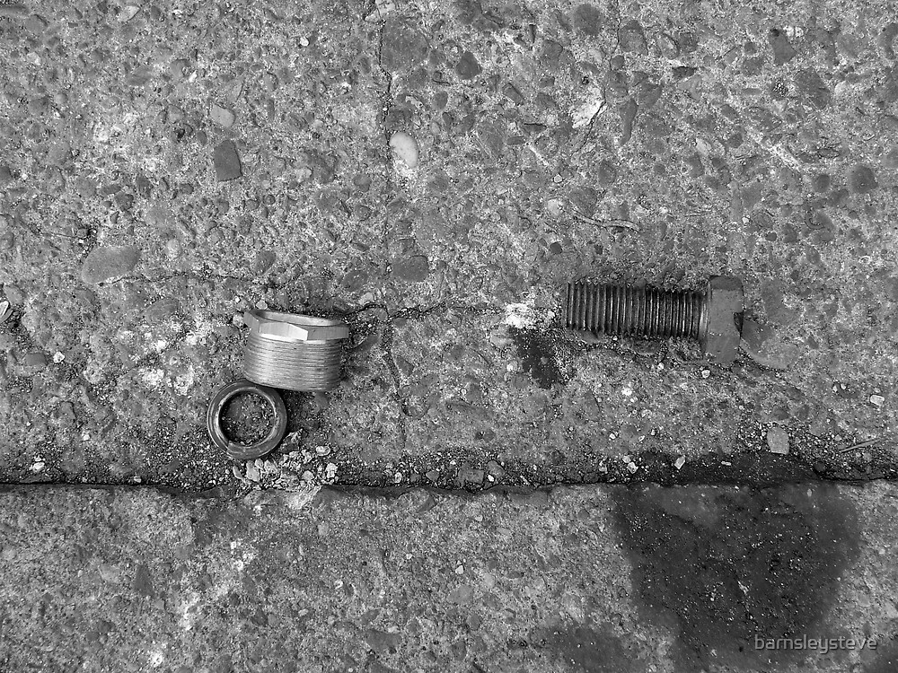 nuts and bolts by barnsleysteve