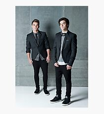 Dolan Twins 95 Photographic Print