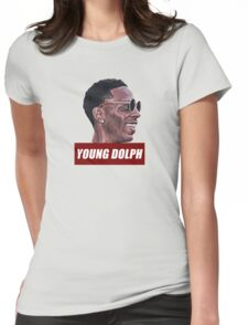 Young dolph Womens Fitted T-Shirt