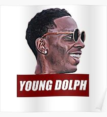 Young dolph Poster