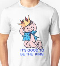TSHIRT BABY It's good to be the King T-Shirt