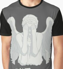 Don't blink - Weeping Angels Graphic T-Shirt