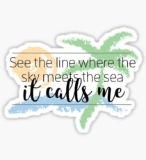 Moana Quote Stickers
