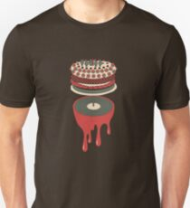 Let It Bleed - Rolling Stones Cake Design T-Shirt
