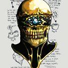 Bonereader Arthus by Ozzie Sneddon