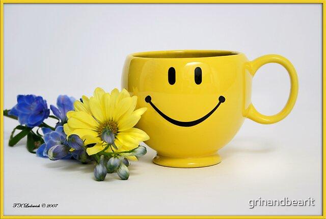 Good Morning! by grinandbearit