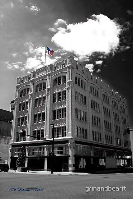 Kress Building by grinandbearit