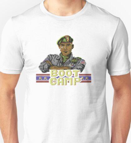 Gaming [C64] - Boot Camp T-Shirt