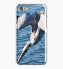 Diving Pelican iPhone Case/Skin