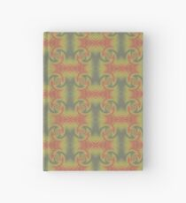 Red, Yellow, Gray 2 Hardcover Journal