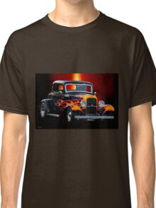 1932 Ford 'Classic Hot Rod' Coupe Classic T-Shirt