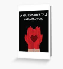 A Handmaid's Tale  Greeting Card