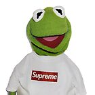 Kermit Supreme by jzburger