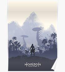 Zero Dawn Poster