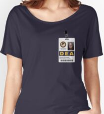 Special Agent in Charge V2 Women's Relaxed Fit T-Shirt
