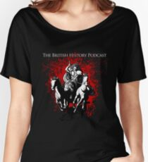 The British History Podcast ft. Boudicca Women's Relaxed Fit T-Shirt