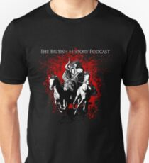 The British History Podcast ft. Boudicca Unisex T-Shirt