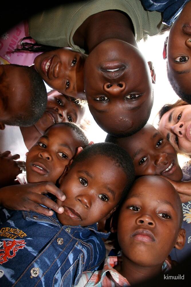 Low Angle child circle by kimwild