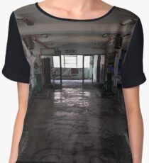 Abandoned Women's Chiffon Top
