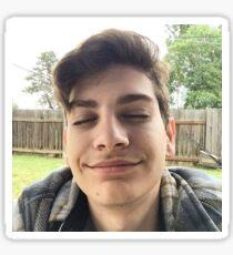 Selfie Edition: Noah Grossman Sticker