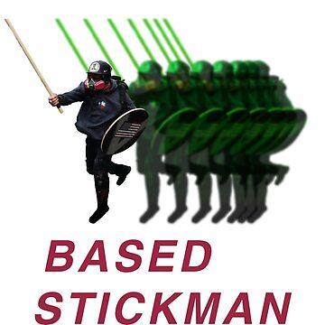 Based Stickman by MachineGear