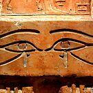 Eye of Horus by annalisa bianchetti
