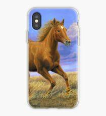 Unbridled Freedom iPhone Case
