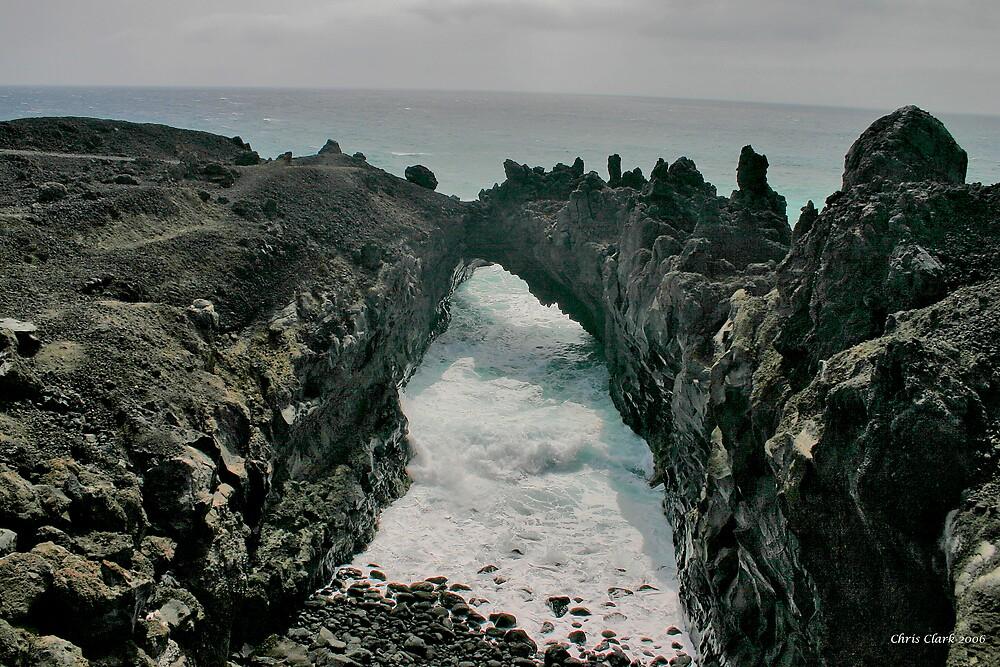 Diablos Bridge by Chris Clark