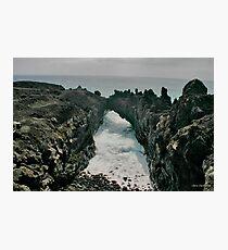 Diablos Bridge Photographic Print