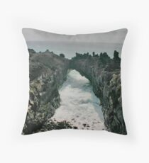 Diablos Bridge Throw Pillow