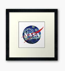 NASA Framed Print
