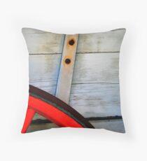 Wagon Throw Pillow
