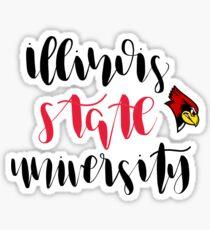 Illinois State University Sticker