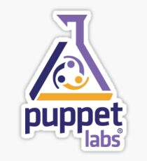 Puppet Sticker
