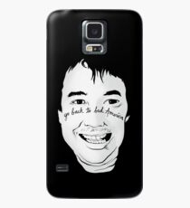 GO BACK TO BED AMERICA Case/Skin for Samsung Galaxy