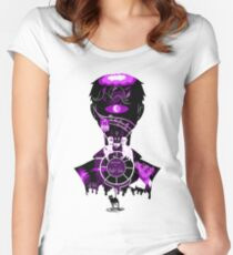 night vale Women's Fitted Scoop T-Shirt