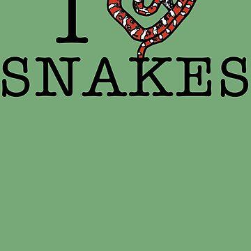 I love snakes! by sogr00d