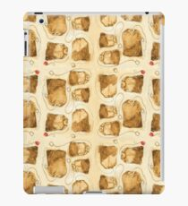 Tea Bag Pattern iPad Case/Skin