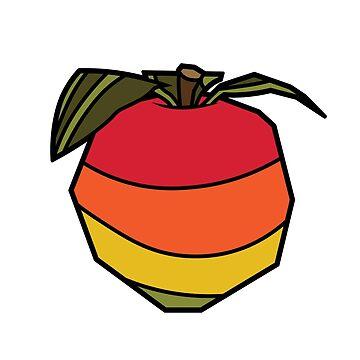 Wampa Fruit by SnorlaxBum