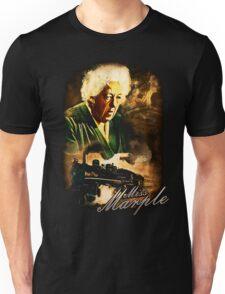 Classic Agatha Christie Miss Marple Design Unisex T-Shirt