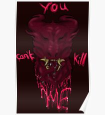 You Can't Kill Me  Poster