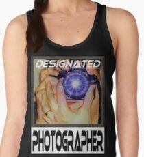 Designated Photographer Women's Tank Top