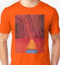 One Brush original painting T-Shirt