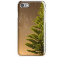 Night time pine iPhone Case/Skin