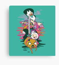 Adventuretime Canvas Print