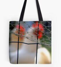 Wire Tote Bag