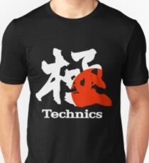 Technics Japanese Sign T-Shirt